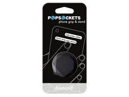 PopSocket Diamant schwarz