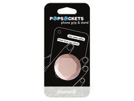 PopSocket Diamant rosegold