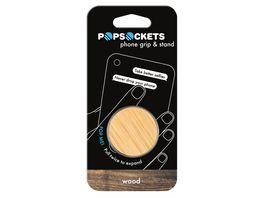 PopSocket Wood Bamboo