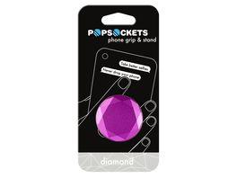 PopSocket Diamond Fuchsia