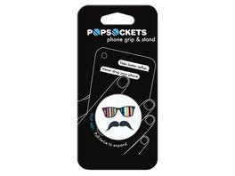 PopSockets Mustache Rainbow