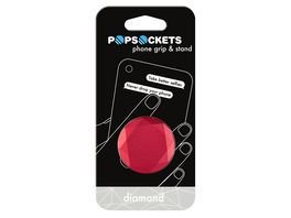 PopSockets Diamond Red