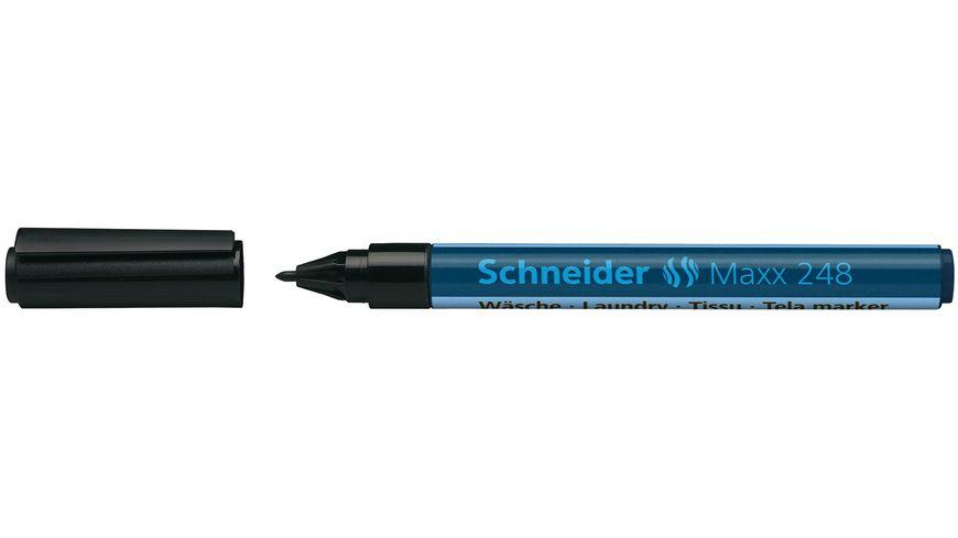 Schneider Waeschemarker Maxx 248 schwarz