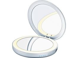 beurer Kosmetikspiegel mit integrierter Powerbank