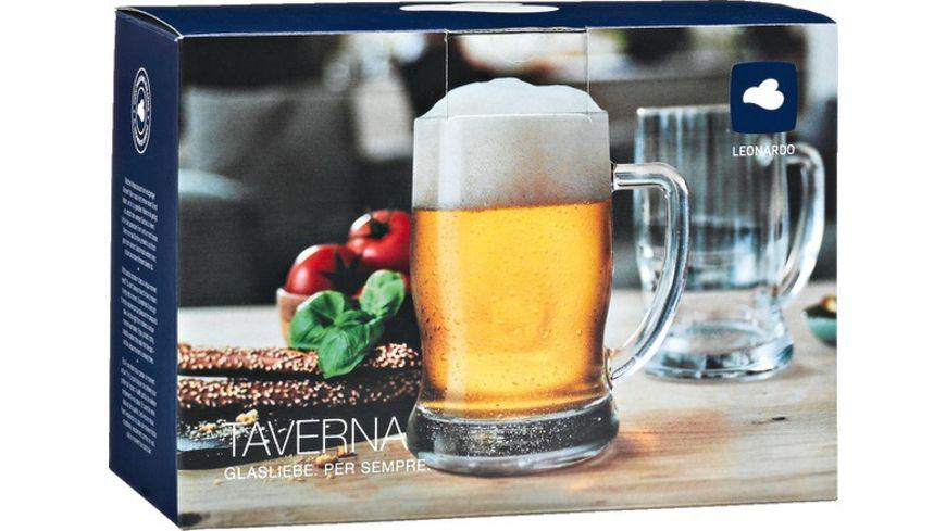 LEONARDO Bierglaeser Taverna 2 tlg