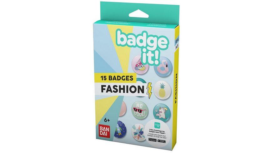 Bandai Badge it Fashion Nachfuellpack