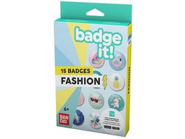 Bandai Badge it Fashion Nachfuellpack