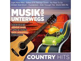 Musik fuer unterwegs Country