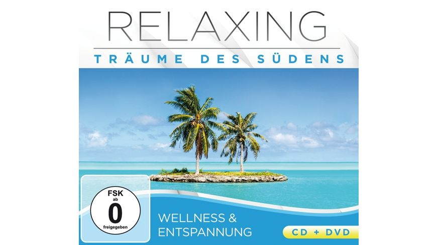 Relaxing Traeume des Suedens
