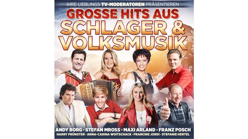 Grosse Hits aus Schlager Volksmusik