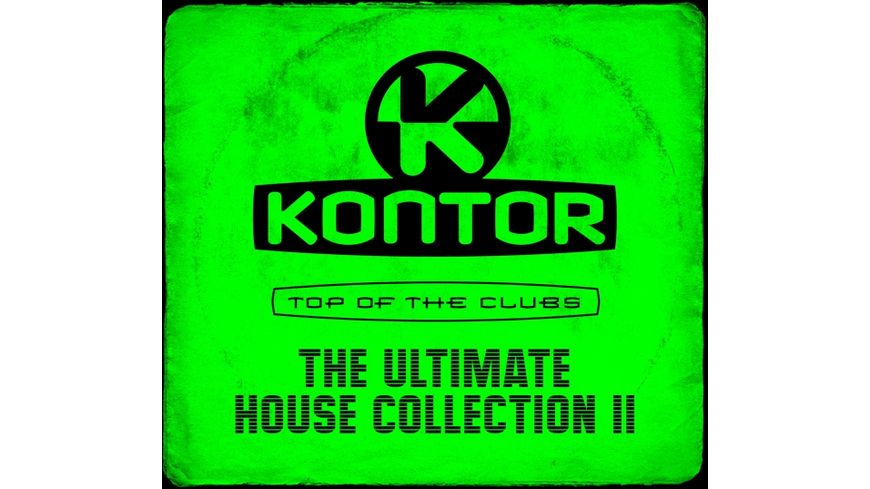 Kontor Top Of The Clubs The Ultimate House Coll 2