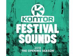 Kontor Festival Sounds 2018 The Opening Season