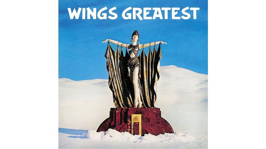 Wings Greatest CD