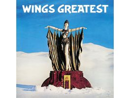 Wings Greatest CD