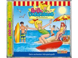 Folge 125 Der Strandurlaub