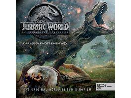 Jurassic World 2 Hoerspiel zum Kinofilm