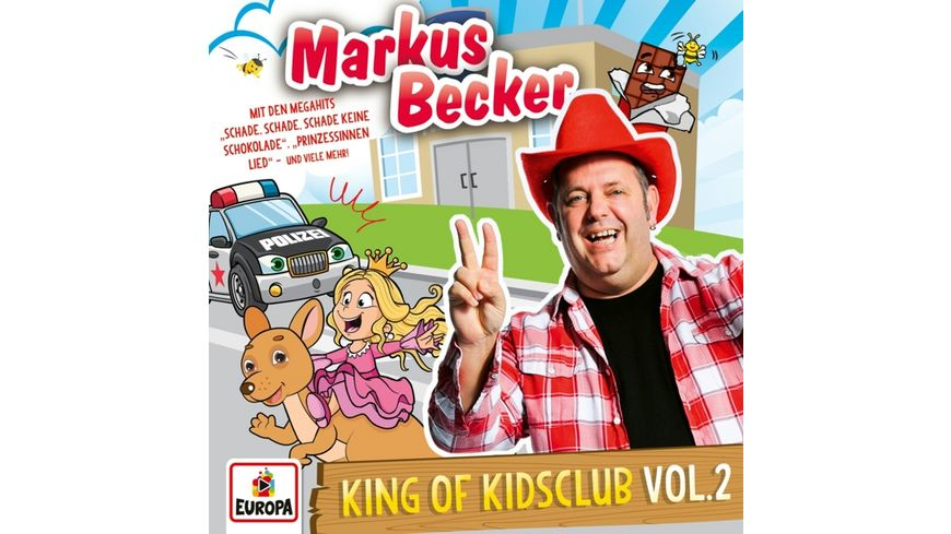King of Kidsclub Vol 2