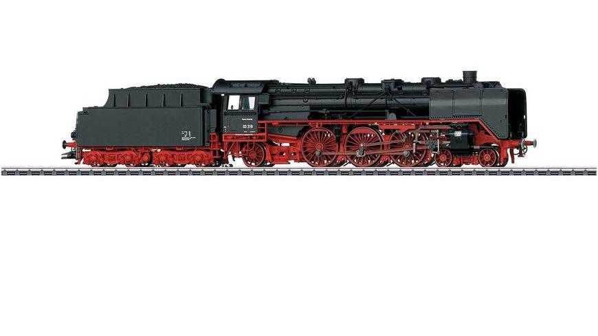 Maerklin 37949 Personenzug Dampflokomotive mit Schlepptender BR 03