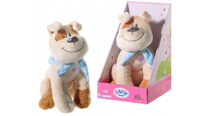 Heunec Baby Born Hund Bello 20 cm