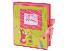 Goldbuch Baby Sammelbox Schutzengel