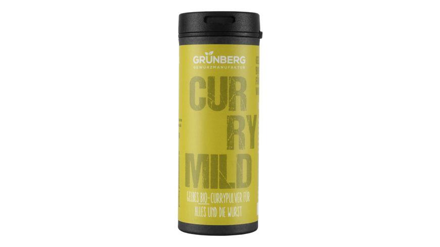 GRUeNBERG Bio Curry mild