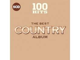 100 Hits The Best Country Album