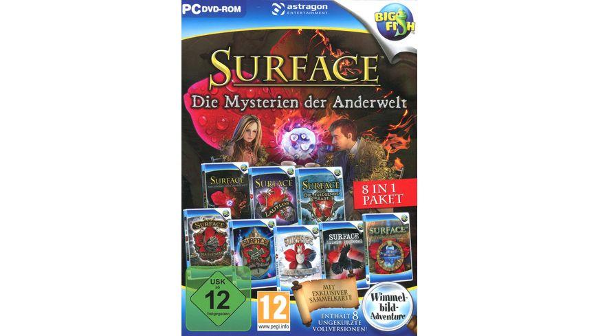 Surface Die Mysterien der Andernwelt 8