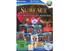 Surface Die Mysterien der Anderwelt 8in1