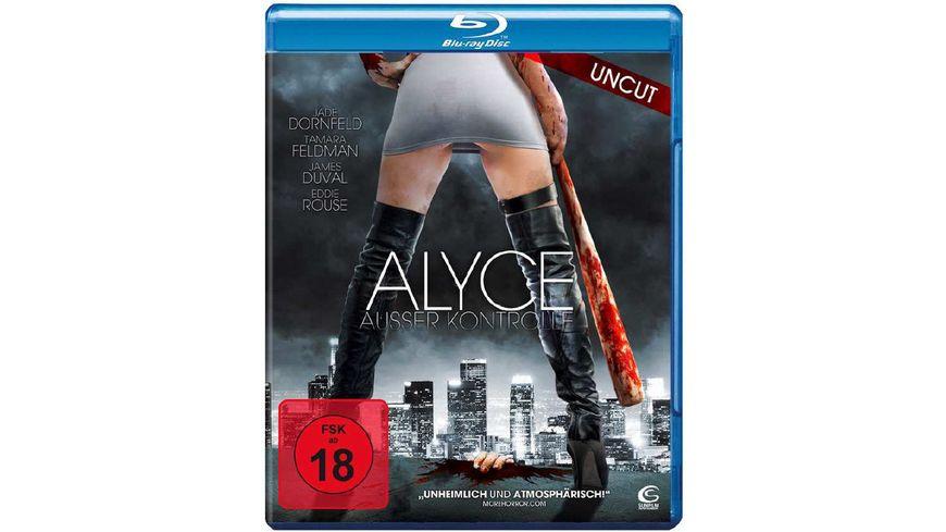 Alyce Ausser Kontrolle Uncut