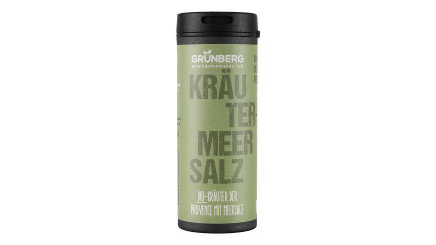 GRUeNBERG Bio Kraeutermeersalz
