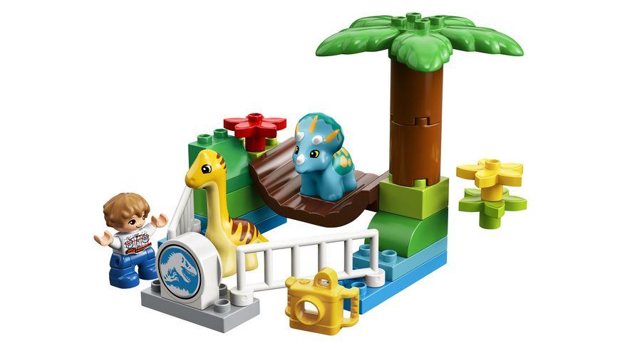 LEGO DUPLO 10879 Dino Streichelzoo