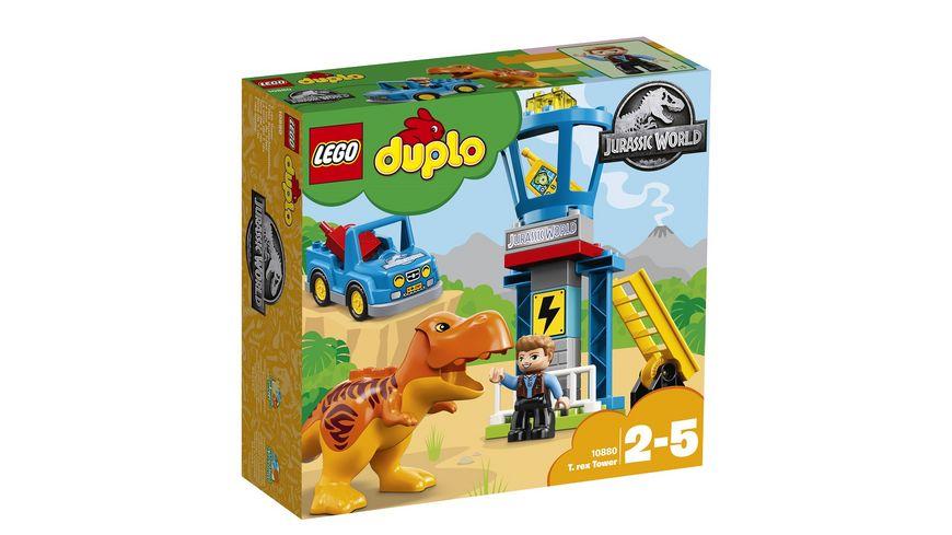LEGO DUPLO 10880 T Rex Aussichtsplattform