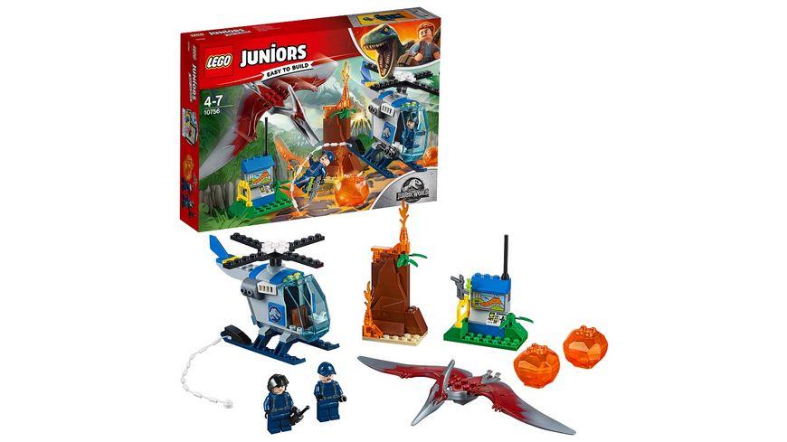 LEGO Juniors 10756 Flucht vor dem Pteranodon