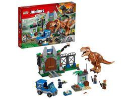 LEGO Juniors 10758 Ausbruch des T rex