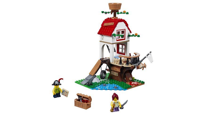 LEGO Creator 31078 Baumhausschaetze