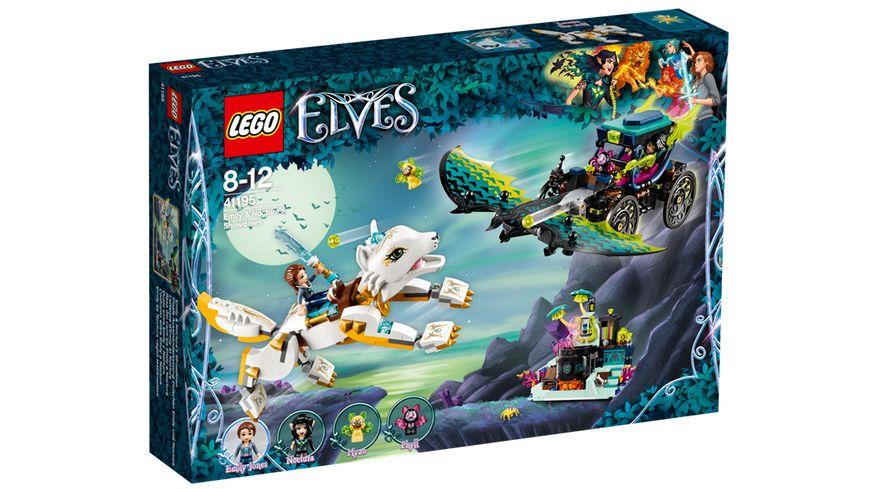 LEGO Elves 41195 Finale Auseinandersetzung zwischen Emily und Noctura