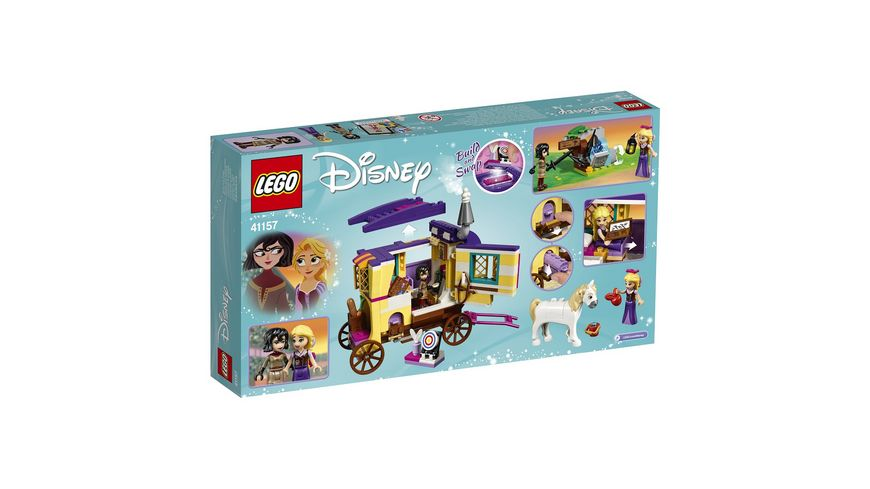 LEGO Disney Princess 41157 Rapunzels Reisekutsche