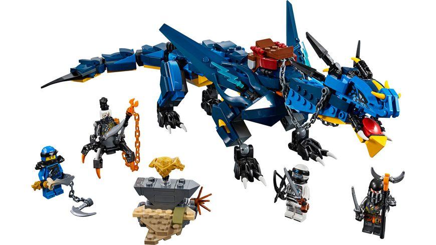LEGO Ninjago 70652 Blitzdrache