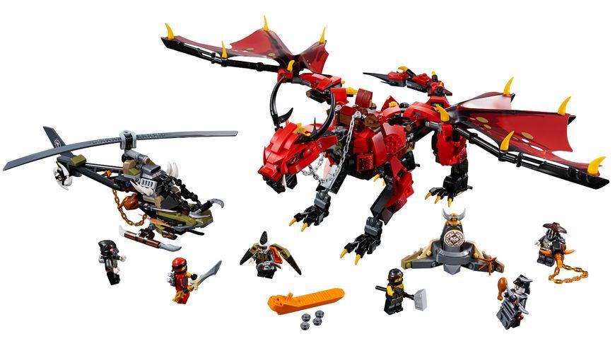 LEGO Ninjago 70653 Mutter der Drachen