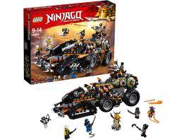 LEGO Ninjago 70654 Drachen Faenger