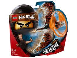 LEGO Ninjago 70645 Drachenmeister Cole