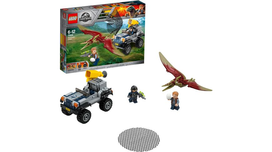 LEGO Jurassic World 75926 Pteranodon Jagd