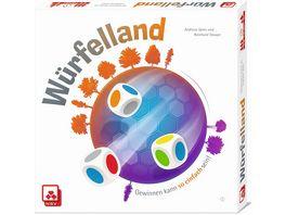 Nuernberger Spielkarten Wuerfelland