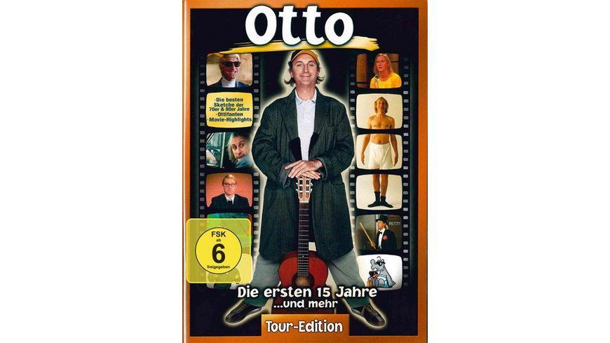 Otto Die Ersten 15 Jahre Tour Edition