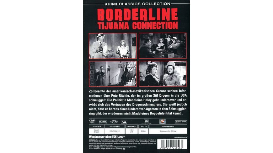 Borderline Tijuana Connection