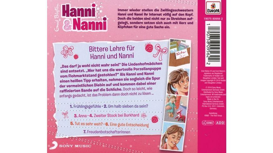 059 Bittere Lehre fuer Hanni und Nanni