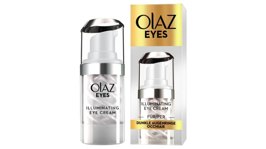 OLAZ Eyes Illuminating Eye Cream