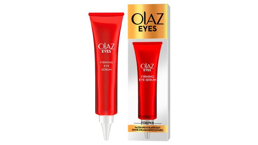 Olaz Eyes Straffendes Augenserum 15 ml