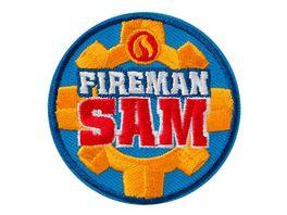 Mono Quick Fireman Sam Logo