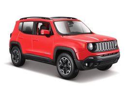 Maisto 1 24 28 Special Edition 1 24 Jeep Renegade